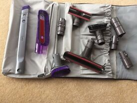 Dyson tools. Various adapter should fit most Dysons and also most Dyson cordless machines £25 ovno