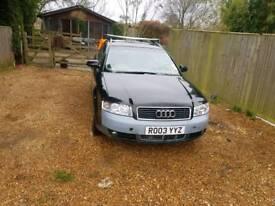 Audi A4 Estate change of tel number!