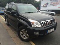 Toyota Land Cruiser 3.0 D-4D LC5 5dr *HPI CLEAR* Owner from 2010 *Leather Seats* 03-Months Warranty