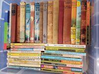 Job Lots of books for sale - Mixed, railway, motor, fiction+fact, Rupert, vintage, antique, ladybird