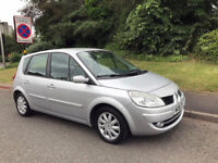 Renault Scenic 1.5 dCi Dynamique 5dr . 12 Months MOT. Full Service History, Runs/Drives very well