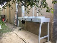 Wood waste extractor for sale VERY CHEAP
