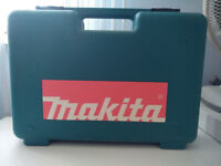Makita 824627-0 DA302D/312D/392D Plastic Case - Multi-Colour