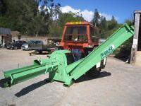 Bilke 2 Firewood Processor/Chopper
