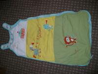 Mothercare grobag/ sleeping bag for 0-6mths, 2.5tog. VGC! Boy/ Girl.