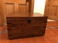 John Lewis Maharani blanket chest
