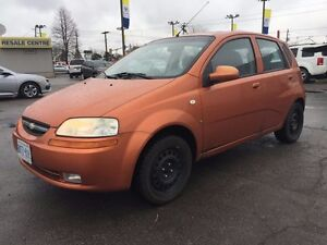 2007 Chevrolet Aveo NO ACCIDENT - SAFETY & E-TESTED
