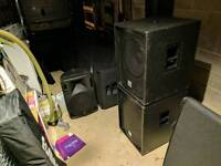 Alto 15 inch sub woofer for sale