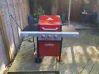 BBQ OUTBACK 3 Burner Gas