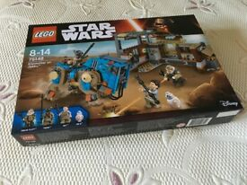 LEGO 75148 – Star Wars Encounter on Jakku Set (New) Collect Only