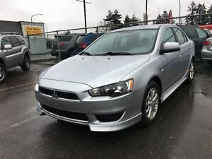 2013 Mitsubishi Lancer SE; Local, Certified Pre-owned!