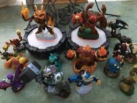 Xbox 360 Skylander Portals and Figures