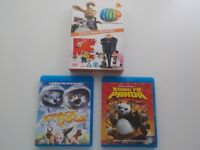 Children DVDs and Blu-rays