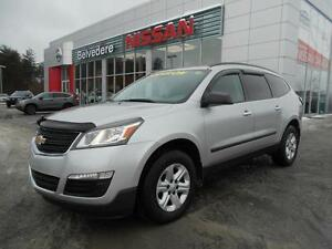 2013 Chevrolet Traverse LS FWD CAMÉRA RECUL BLUETOOTH AIR CLIMAT