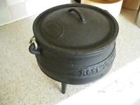 Potjie Pot - Cauldron