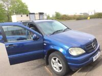 Mercedes ML270 cdi automatic gearbox 2003 year spare parts