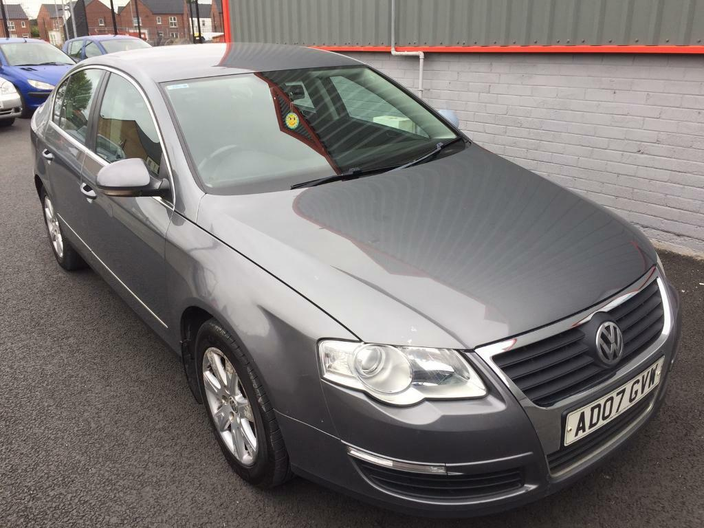 2007 vw passat 1 9tdi se in dunmurry belfast gumtree. Black Bedroom Furniture Sets. Home Design Ideas