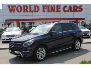 2015 Mercedes-Benz M-Class | ML400 | Accident-Free