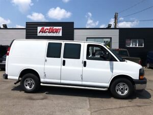 2017 GMC Savana 2500 Chrome, Cruise, fin or lease from 4.99%oac