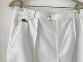 Lacoste Trousers / 40