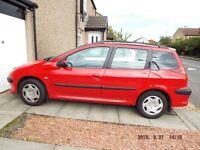 Peugeot 206 SW HDi XT