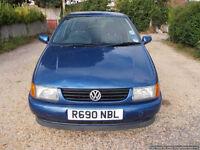 VW Polo 1.4 CL 5-door Power steering