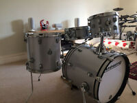 Ludwig Breakbeats Questlove Drums - White Sparkle