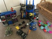 Batman dc toys