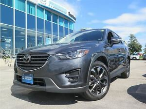 2016 Mazda CX-5 GT TECH PKG ZERO PERCENT FINANCE!!!