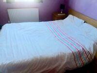 Kingsize IKEA malm bed