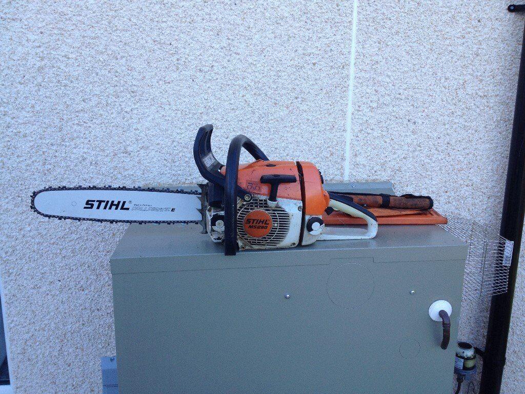 c8ab7352c21 stihl chainsaw