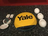 Yale house alarm system for sale  Merseyside
