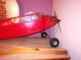 Modal flying airplane