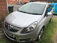 Vauxhall Corsa 1.4 SXi 5dr auto must view excellent condition full service history hpi clear