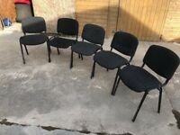 Selection of chairs £40 for the lot.