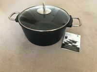 WMF cast iron cooking pot