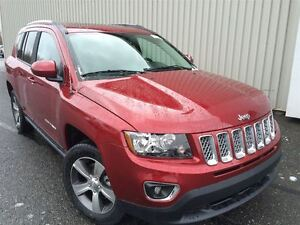 2016 Jeep Compass Sport +4X4, High Altitude+