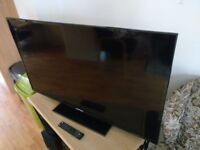 50 inches Led Blaupunkt TV