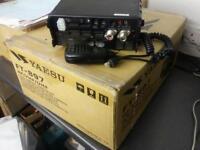Job lot of HAM radio equipment
