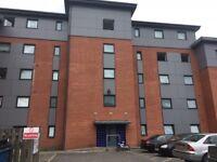 2 Bedroom furnished Flat to Let. Linen Quater, Denmark Road Manchester M15 6AZ
