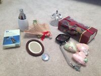 Goodies suitable for gifts/personal/car boot sale