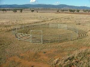 17 metre Round Yard  Australian made Tamworth City Preview