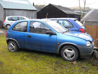 selling complete for spare Vauxhall Corsa