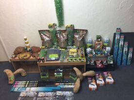 REPTILE VIVARIUM AND accessories job lot for sale
