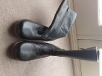 New Boden Boots girls size 36 Leather