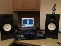 Yamaha HS7 Active Studio Monitors