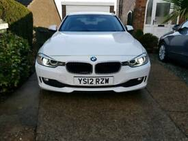BMW 3 SERIES 320D EFFICIENT DYNAMICS 5DR XENON LIGHTS (START/STOP)