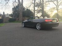 BMW E93 320i MSPORT 2.0 CONVERTIBLE -FBMWSH -74K IMMACULATE CONDITION