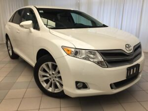 2014 Toyota Venza LE: Serviced and Low Kms