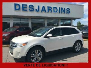 2013 Ford EDGE FWD SEL CUIR / TOIT PANORAMIQUE / NAVIGATION